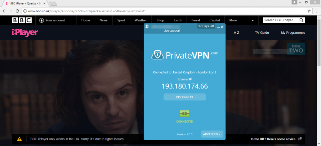 privatevpn-bbc-iplayer