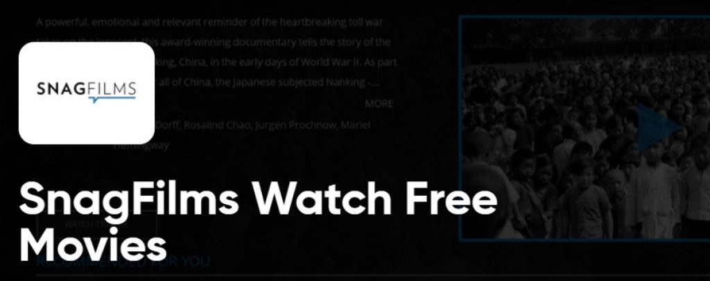 лучшие сайты для просмотра фильмов онлайн бесплатно - SnagFilms