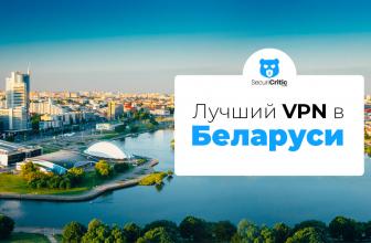 Лучший VPN в Беларуси 2021
